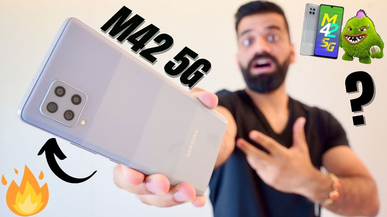 Samsung Galaxy M42 *Leaked* 5G Monster🔥🔥🔥