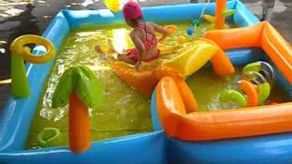 Kiss Me (Acoustic) Playground Swimming Pool Fun by 4 Years kid