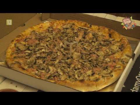 Pizzeria Kanguregano   KOSZALIN   Zajadamy, oceniamy! (#96) [PIZZA]