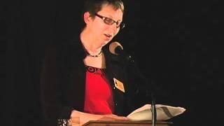 "Laura Davis reading ""Guardian Angel"""