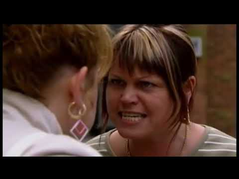 Coronation Street - Janice Battersby & Cilla Brown Have A Slanging Match (28th June 2004 Episode 2)