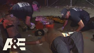 Live Rescue: Bullet to the Gut (Season 2) | A&E