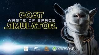 Симулятор козла:  Waste Of Space. Релизный трейлер. (Xbox One 2017)