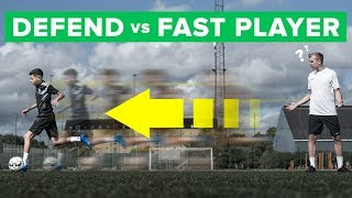 Learn how to defend against speedy forwards