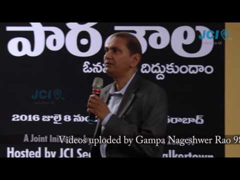 Giving 100% by AS Murthy - Executive Vice President - Tech Mahindra at Patashala
