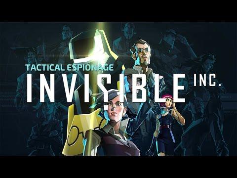Invisible, Inc. - Contingency Plan : Présentation et impressions