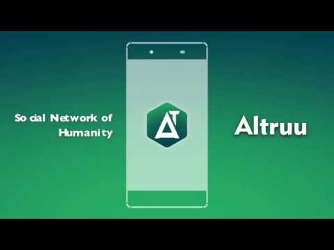 Altruu   The Social Network of Humanity