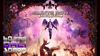 Saints Row: Gat out of Hell PC Gameplay 60 fps 1080p