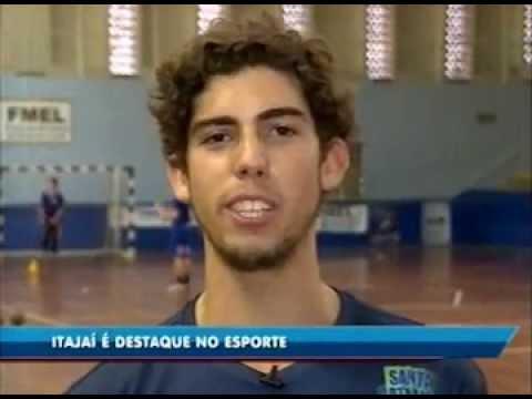 Itajaí é destaque no Esporte