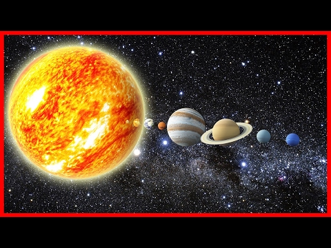 Secrets Of Our Solar System: Universe latest Discoveries - HD Documentary