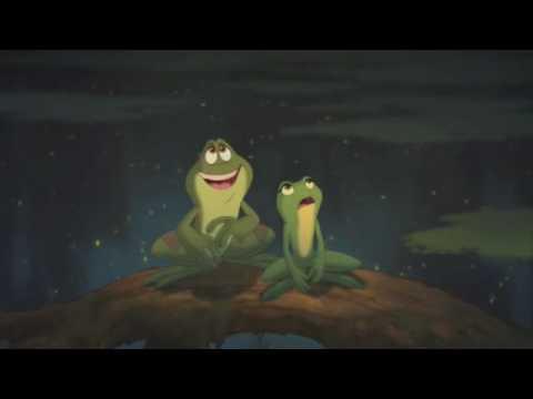 PRINCESS AND THE FROG | Ne Yo Music Video | Official Disney UK