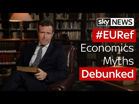 Special Report: Economic Myth Vs Reality Ahead Of EU Vote