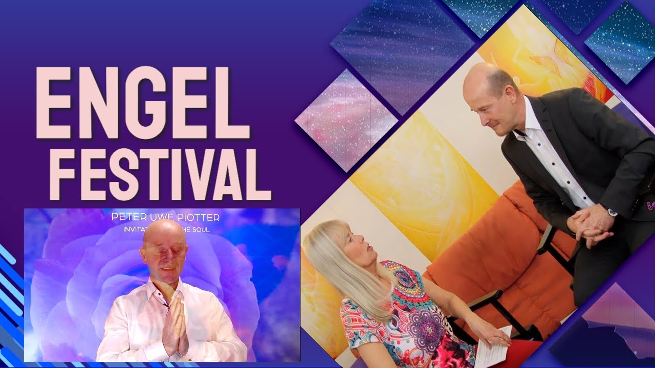 Download Engel Festival Interview: Transformation mit Erzengel Michael, Peter Uwe Piotter – LICHTKLANG®