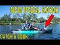 I Took My New Kayak Out For The First Time | CATCH & COOK