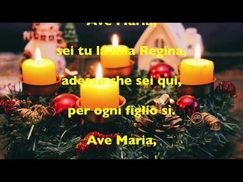 8 dicembre - Immacolata Concezione - Canto Liturgico a Maria Immacolata