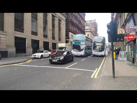 Buses Glasgow