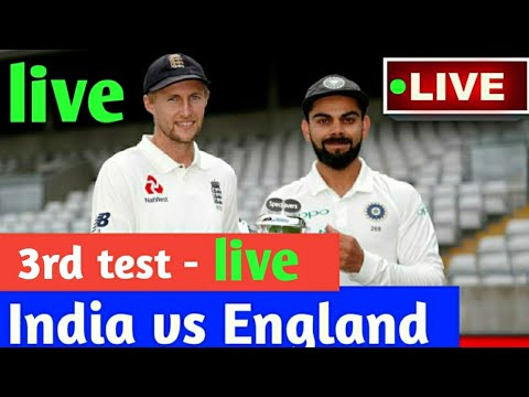India vs England  cricket match, ind vs eng 3st test  updates