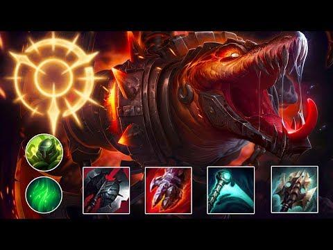 Renekton Montage 4 - Best Renekton Plays   League Of Legends Mid thumbnail