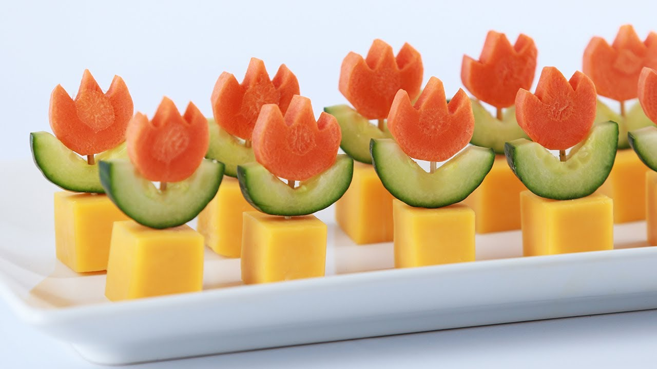 Super mario fire flower appetizers nerdy nummies youtube - Quince recipes for babies a healthy fall ...