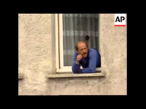 GERMANY: FLOODING CONTINUES TO CAUSE HAVOC