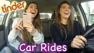 exposing my twin s tinder car rides w nina and randa