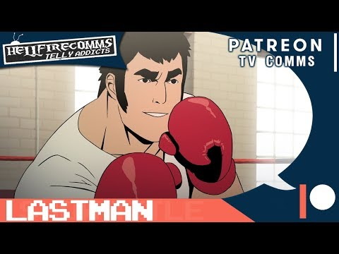 HellfireComms Patreon TV Comms [#4: Lastman - Episodes 1&2] (AUDIO COMMENTARY)