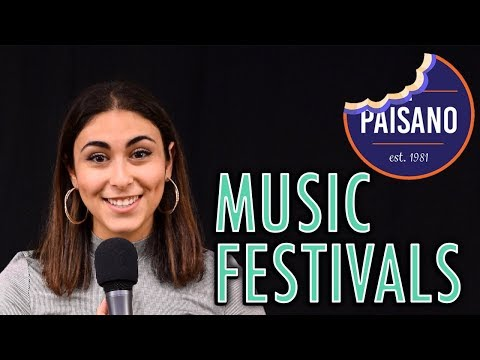 Music & Art Festivals- Paisano Bite