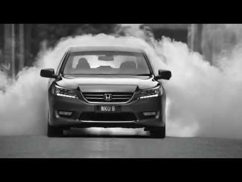 Honda Accord - Time for yourself