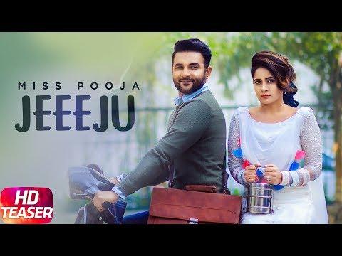 Jeeeju ( Teaser )| Miss Pooja Ft.Harish Verma | G Guri | Releasing On 5th Dec