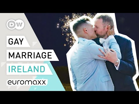Gay Marriage In Catholic Ireland | Europe Ties The Knot | Euromaxx