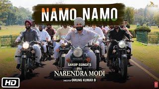 Namo Namo: PM Narendra Modi   Vivek Oberoi  Sandip Ssingh   Parry G,Hitesh Modak   15 Oct   T-Series