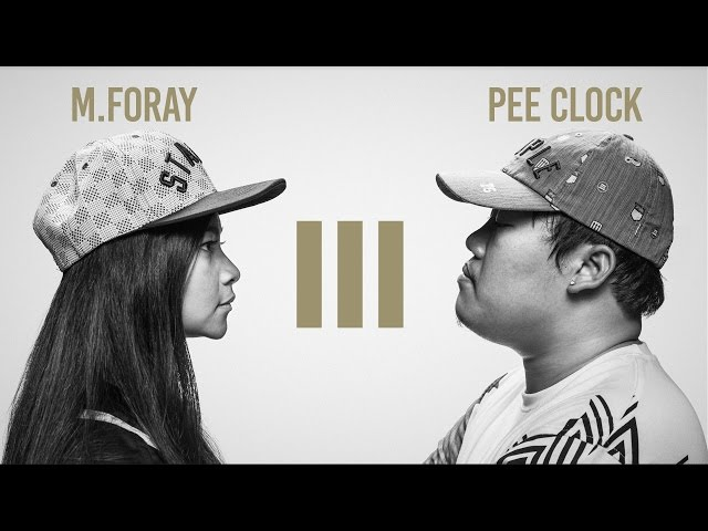 "TWIO3 : EP.1 "" M.FORAY vs PEE CLOCK ""  