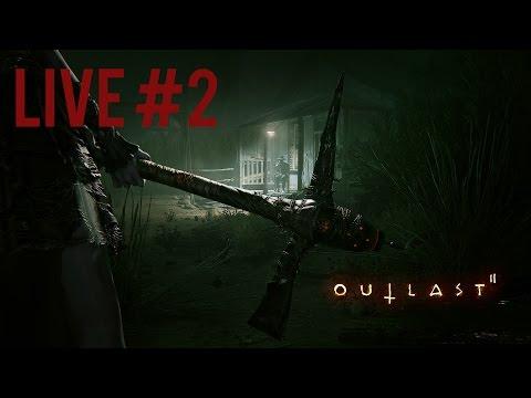 [Rediff] L'aventure sur Outlast II #2