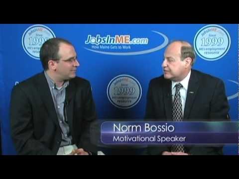 MaineHR Convention 2012 - Norm Bossio