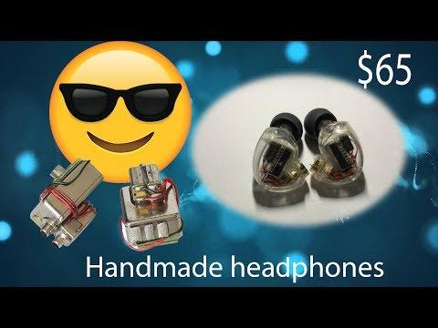 How to make balanced armature heaphones