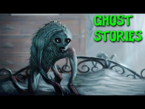 8 TRUE Scary Paranormal & Ghost Stories Ft.SwampDweller!