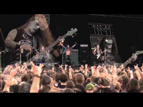 Taake - Hordaland Doedskvad Part I LIVE HQ - Party San Open Air 2011