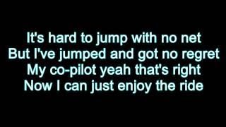 "Britney Spears - ""Passenger"" Lyrics On Screen from Britney Jean"