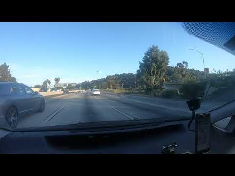 GOODYEAR DIRIGIBLE IN LOS ANGELES LIKE UFO