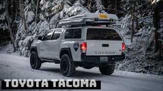 Our 2017 Toyota Tacoma Walk Around - Conquest Overland