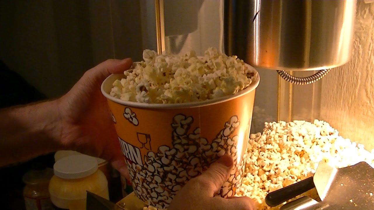 Popcorn Machine Motor Replacement on