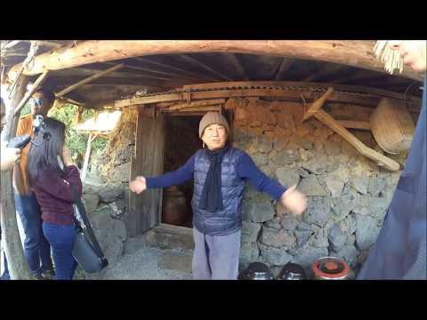 Jeju Seongeup Folk Village House Visit @ Jeju, Korea 20171111