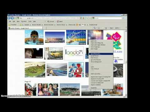 Inserting Google Images Into A Document