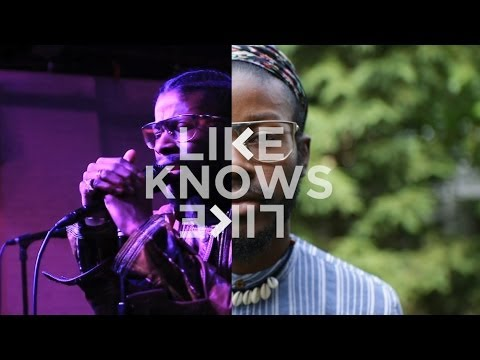 Jesse Boykins III - Like Knows Like