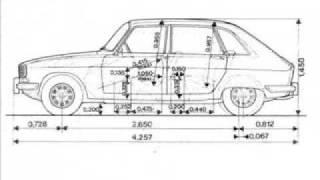 Renault 16 1965-1979