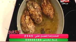 طريقة عمل الدجاج مع البصل