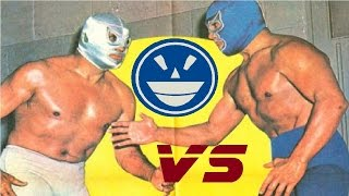 Versus: El Santo vs Blue Demon