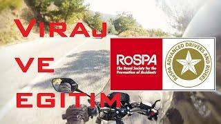 Motorhane - Egitim ve Viraj (Uzun video icerir)