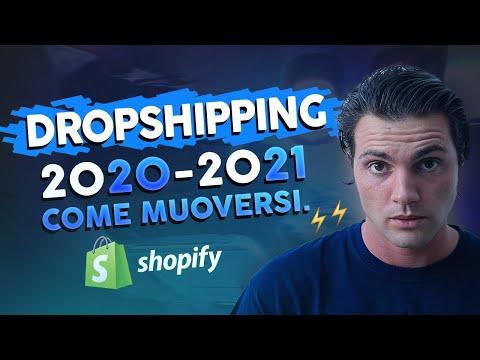 DROPSHIPPING NEL 2020/2021, Come muoversi.