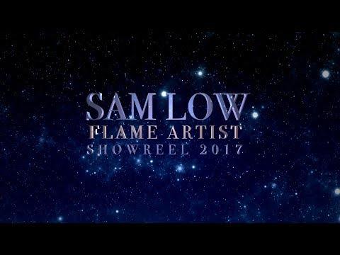 SAM LOW SHOWREEL 2017